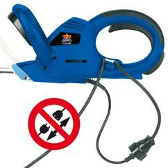 Electric Hedge Trimmer TCH 666 Detailbild 2