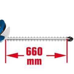 Electric Hedge Trimmer TCH 666 Detailbild 3