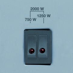 Convector Heater CH 2000 TT Detailbild 3
