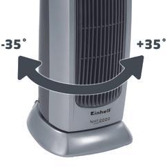 Fan Heated Tower NHT 2000 Detailbild 6