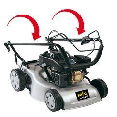Petrol Lawn Mower N-BM 46 S-SE Detailbild 2