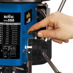 Bench Drill RTB 500; Ex; AT Detailbild 2
