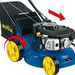 Petrol Lawn Mower RPM 51 S Detailbild 2