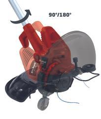Electric Lawn Trimmer RG-ET 5531 Detailbild 1