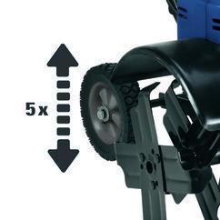 Electric Tiller BG-RT 1340 M Detailbild 1