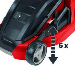 Electric Lawn Mower RG-EM 1843 HW Detailbild 2