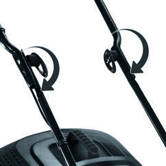 Electric Lawn Mower BG-EM 1437 Detailbild 2