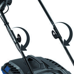 Electric Lawn Mower BG-EM 1743 HW Detailbild 3