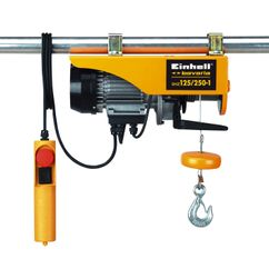 Electric Hoist SHZ 125/250-1 Produktbild 1