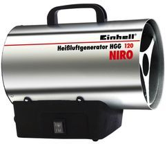 Hot Air Generator HGG 120 Niro Produktbild 1