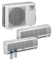 Split Air Conditioner SKA 2500 Dual C+H Produktbild 1