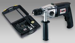 Impact Drill Kit PBM 1100 Set Produktbild 1