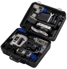 Productimage Power Tool Kit 5 teiliges Maschinenset