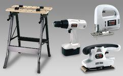 Power Tool Kit Woodmaster Set; EX; DK Produktbild 1
