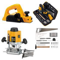 Power Tool Kit BOF 1100+BEH 650 Set Produktbild 1