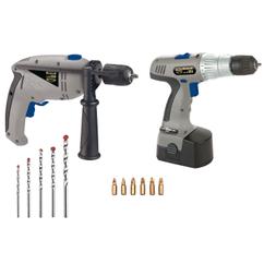 Power Tool Kit LE-AS 18S + LE-BM 1010; EX; UK Produktbild 1