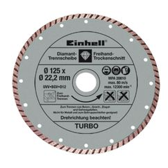 Productimage Angle Grinder Accessory Diamond Cutting Discs 125mm,3p