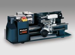 Productimage Metal Lathe MTB 3000