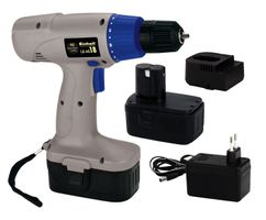 Productimage Cordless Drill LE- AS 18-2