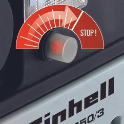 Power Generator (Petrol) TC-PG 850/3 (12V+Volt); EX; CL Detailbild 4
