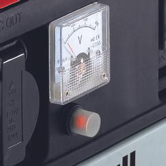 Power Generator (Petrol) TC-PG 850/3 (12V+Volt); EX; CL Detailbild 3
