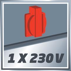 Power Generator (Petrol) TC-PG 850/3 (12V+Volt); EX; CL Detailbild 1