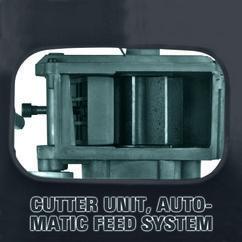 Electric Silent Shredder BG-RS 2540 Detailbild 1