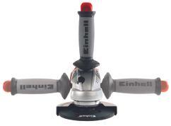 Angle Grinder TE-AG 125/750 Kit Detailbild 4