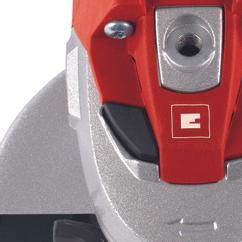 Angle Grinder TE-AG 125/750 Kit Detailbild 3