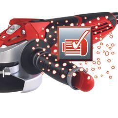 Angle Grinder TE-AG 115/750 DP; EX; ARG Detailbild 8