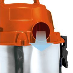 Wet/Dry Vacuum Cleaner (elect) YPL N.G. 1250 Detailbild 2