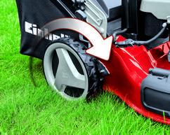 Petrol Lawn Mower GH-PM 51 S HW-E Detailbild 6