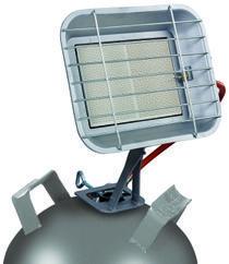 Gas Heater GS 4600 P (DE/AT) Produktbild 1