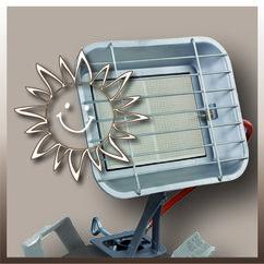 Gas Heater GS 4600 P (DE/AT) Detailbild 1