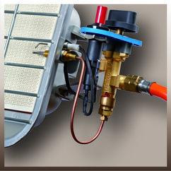 Gas Heater GS 4600 P (DE/AT) Detailbild 5