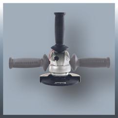 Angle Grinder TE-AG 125/750 Kit Detailbild 2