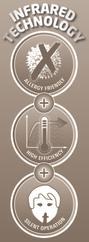 Halogen Heater HH 1200/1 Detailbild 1