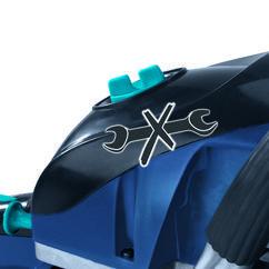 Petrol Chain Saw BG-PC 5045 (non EU) Detailbild 7