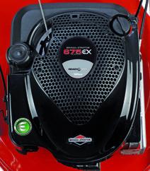 Petrol Lawn Mower RG-PM 51 VS B&S Detailbild 10
