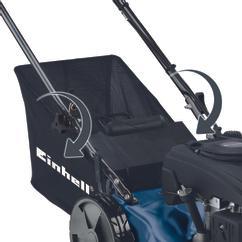 Petrol Lawn Mower BG-PM 46/1 S Detailbild 3
