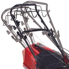 Petrol Lawn Mower RG-PM 48 S B&S Detailbild 7