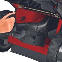 Petrol Lawn Mower RG-PM 48 S B&S Detailbild 4