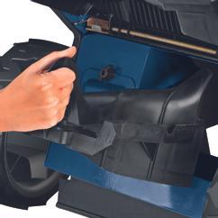 Petrol Lawn Mower BG-PM 46 S HW Detailbild 6