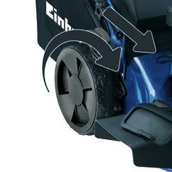 Petrol Lawn Mower BG-PM 51 S HW Detailbild 2