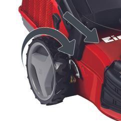 Petrol Lawn Mower RG-PM 51/1 S B&S Detailbild 3