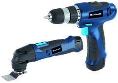 Power Tool Kit BT-TK 10,8 Li/with 2nd battery Produktbild 1