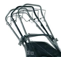 Petrol Lawn Mower BG-PM 46/2 S B&S Detailbild 3
