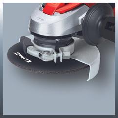 Angle Grinder TE-AG 115/600 Detailbild 3