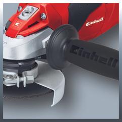 Angle Grinder TE-AG 115/600 Detailbild 6