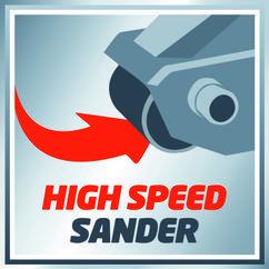 Belt Sander TE-BS 8540 E Detailbild 2